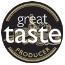 Our Rapeseed Oil is proud award winner of the Great Taste Producer awards