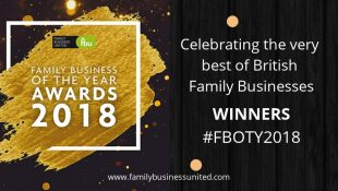 We've been voted 'The Family Business of the Year' for Yorkshire in the People's Choice Awards