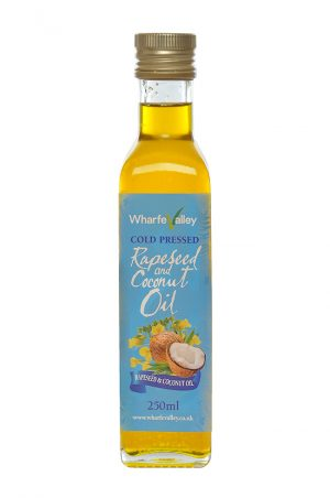 Coconut Wharfe Valley Rapeseed Oil