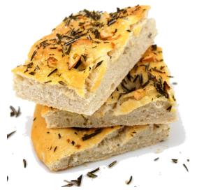 Garlic Rosemary Bread