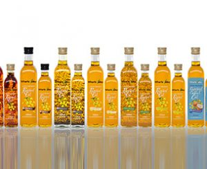 It's Official! Award Winning Cold Pressed Rapeseed Oils with Great Taste 2017 from Wharfe Valley Farms