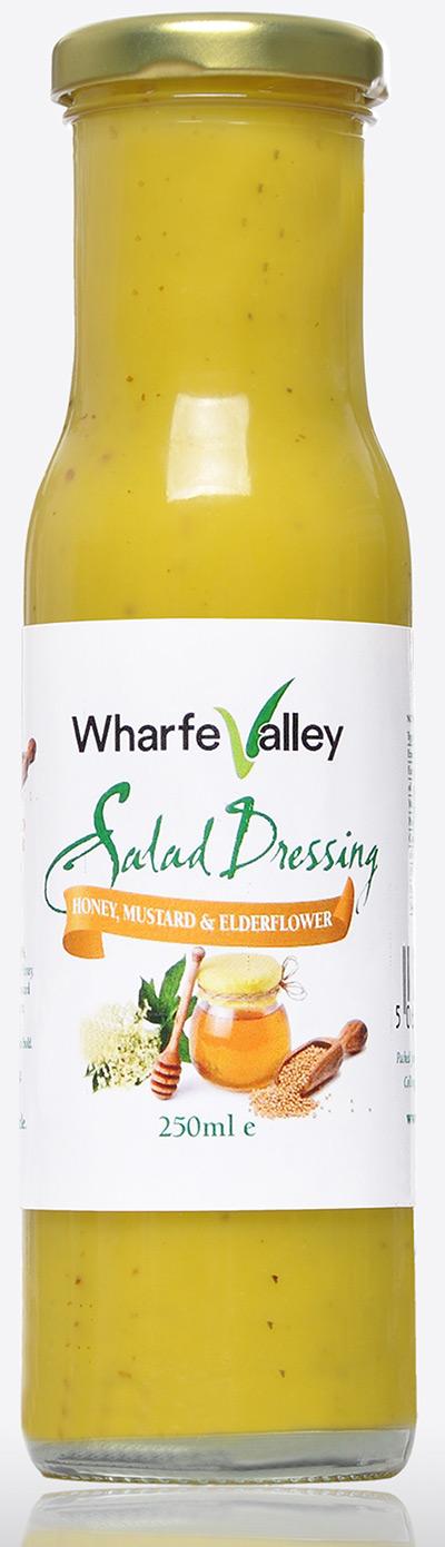 Honey Wharfe Valley Rapeseed Dressing