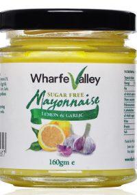 Lemon Garlic Wharfe Valley Rapeseed Mayo