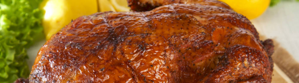 Oak Smoked Chicken Roasted in Wharfe Valley Rapeseed Oil