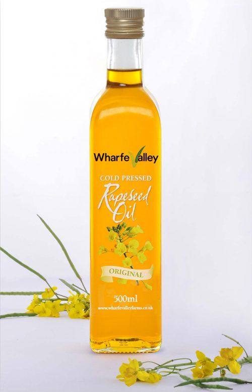 Original Wharfe Valley Rapeseed Oil