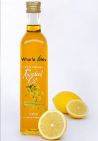 Sicillian Lemon Wharfe Valley Rapeseed Oil