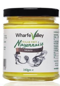 Smoked Wharfe Valley Rapeseed Mayo