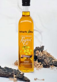 Smoked Wharfe Valley Rapeseed Oil