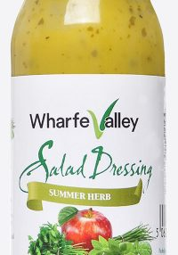 Summer Herb Wharfe Valley Rapeseed Dressing