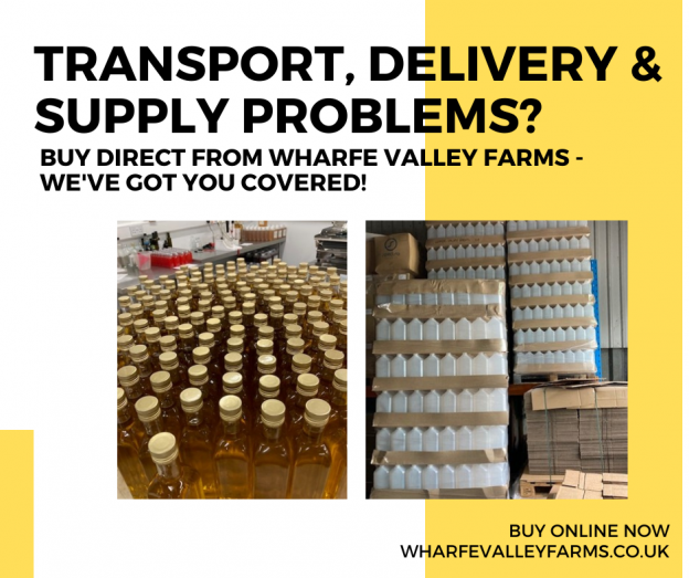 Wharfe Valley Farms - supply and delivery assured