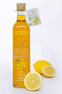 Wharfe Valley Lemon Rapeseed Oil