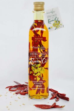 Wharfe Valley Red Chilli Rapeseed Oil