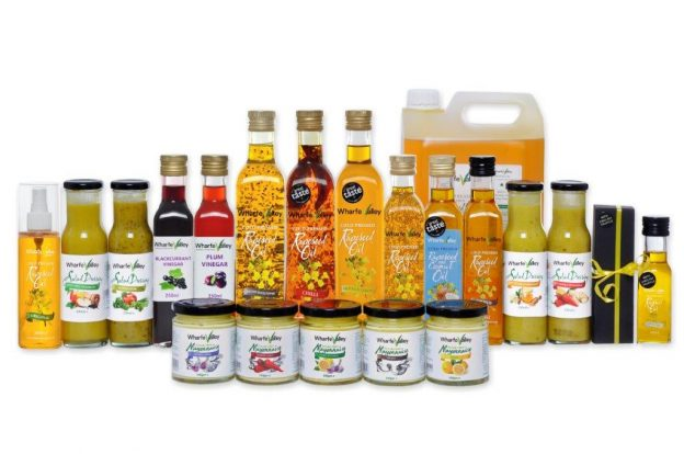 Wharfe Valley Farms - range of products